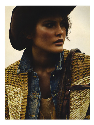 fordmodels:  Catherine McNeil (Ford) | Vogue N°924 Paris février 2012 (Photography: Claudia Knoepfel & Stefan Indlekofer)