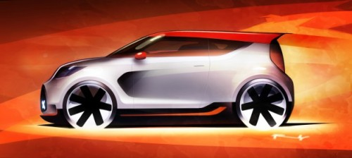 Kia Track'ster concept headed to Chicago, topless Soul'ster concept may be built (bu'ilt?)