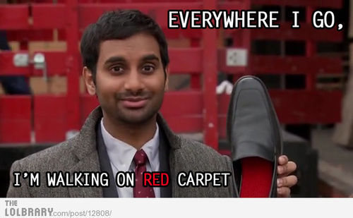 Tom Haverford is awesome / The Lolbrary - New Funny Random Pictures Added Daily