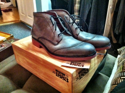 Wolverine 1883's - New winter favorite
