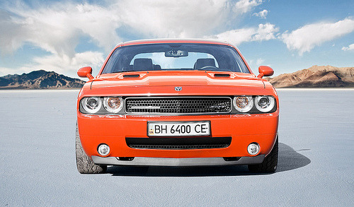 carpr0n:  Salt fever Starring: Dodge Challenger (by sti_od)