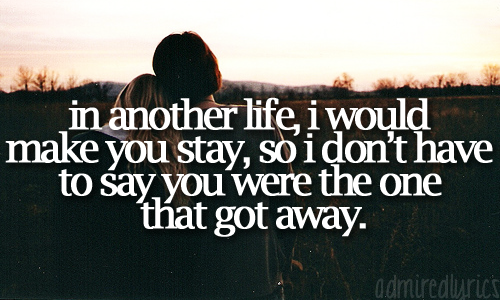 The One That Got Away - Katy Perry