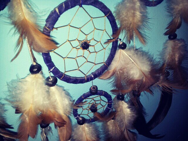 dreamcatcher pt. 2 close-up pic.