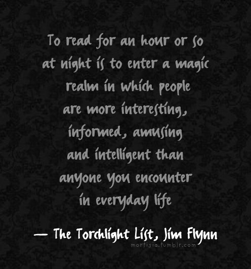 Jim Flynn from 'The Torchlight List'