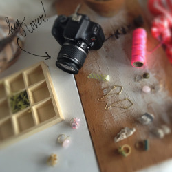 PHOTO-SHOOTING for SOFT GOLD STUDIO / Etsy (via aesthetic LOVE story)