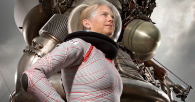 Next-Gen Spacesuit: Slimmer with New Accessories