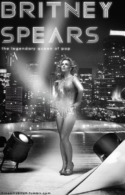 The Legendary Queen of Pop - Britney Spears