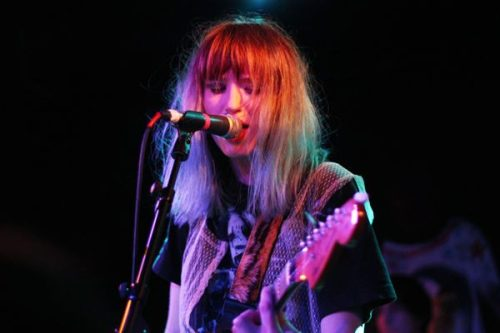 Taken by Robb Masters at The Camden Barfly 30/01/12