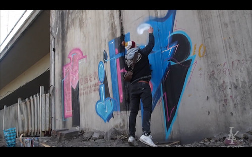 UPTV x Iron Mike - Beijing State of Mind video screenshot # 4