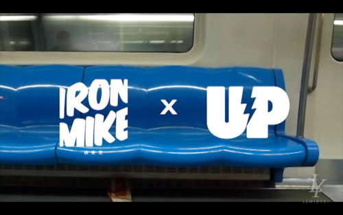 UPTV x Iron Mike - Beijing State of Mind video screenshot # 5