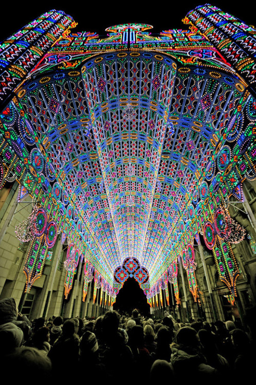 LED technology is amazing. Perhaps a trip to Belgium is in order….