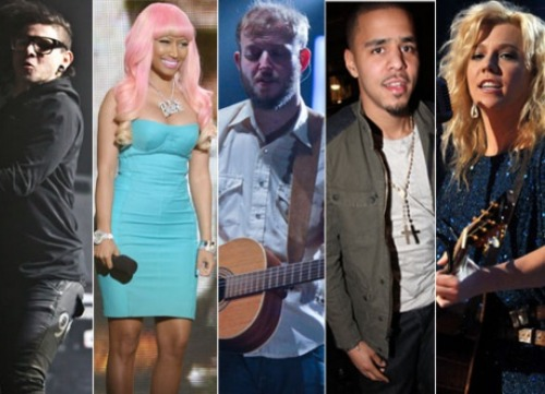 Take a look at the GRAMMY Best New Artist series and follow these artists on their road to the #GRAMMYs! Watch now!