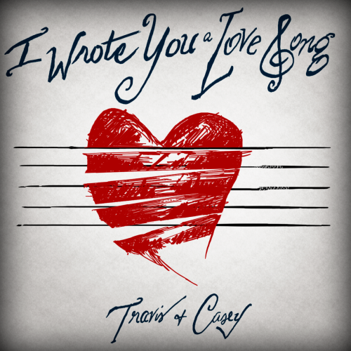 "I just downloaded my buddy Travis' acoustic EP ""I Wrote You a Love Song"". You should get it now! It's a minimum payment of $3 and you can even donate more (which I suggest). 5 acoustic tracks, all really great! Please help spread the word by reblogging this post. In a world like this, we need to support other indie artists and get their music out there! All it takes is one reblog, and can purchase it for practically nothing! http://travisandcasey.bandcamp.com/ http://travisandcasey.bandcamp.com/ http://travisandcasey.bandcamp.com/ Did you download it? What do you think?"