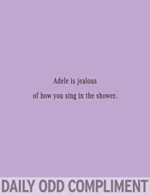 """Shower Singing"""