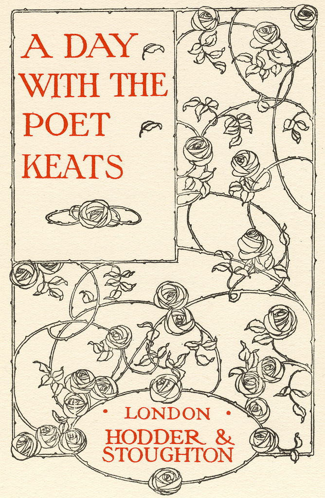 a day with the poet keats