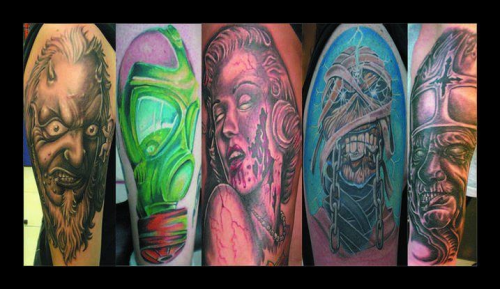 We fix $20 tattoos!  Good quality work at a fair price. Get ya some!
