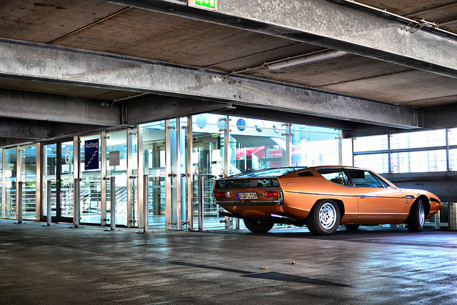 wellisnthatnice:  Lamborgini Espada by Spykerforce on Flickr.