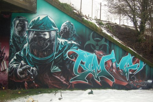 Graffiti from Scotland