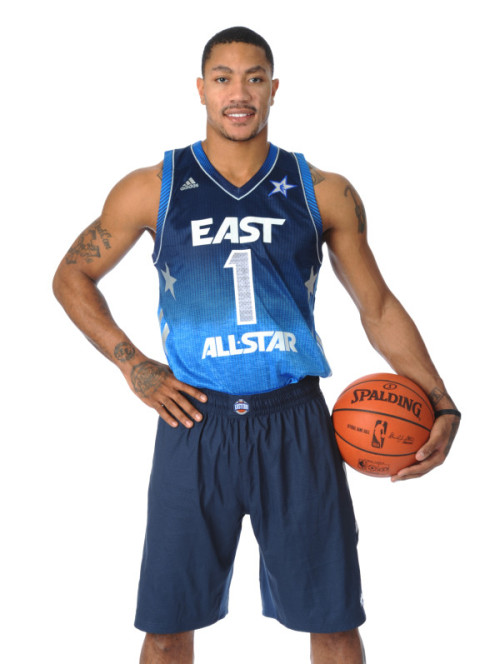 the-windy-apple:  Derrick Rose named Eastern Conference All-Star starter!