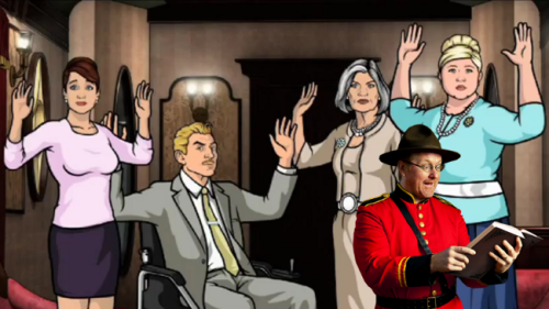 Join our 'Archer' open thread and ask Executive Producer Matt Thompson anything.