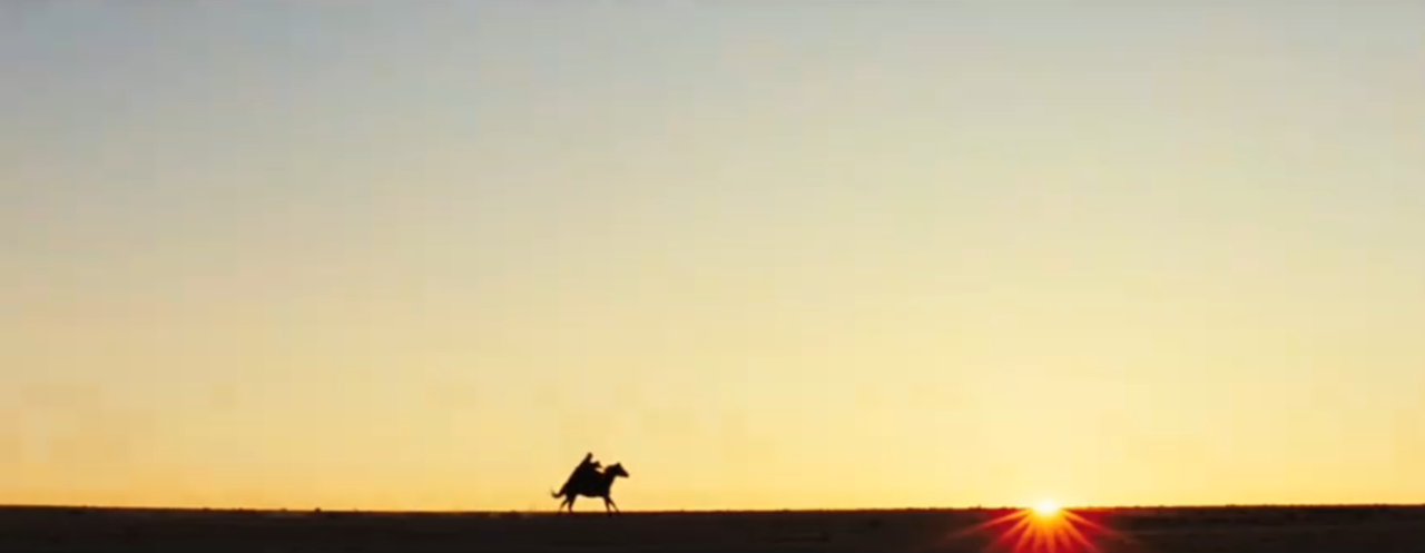 Cinematographer: Roger Deakins Director: Joel and Ethan Coen Movie: True Grit (2010)
