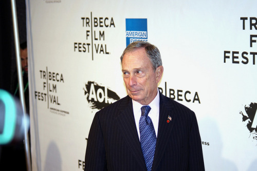 "shortformblog:  Michael Bloomberg stands with Planned Parenthood The NYC mayor is the most prominent figure to come out against Susan G. Komen for the Cure's decision to strip funding for Planned Parenthood, dropping $250,000 for the controversial group. ""Politics have no place in health care,"" he said in a statement. ""Breast cancer screening saves lives, and hundreds of thousands of women rely on Planned Parenthood for access to care. We should be helping women access that care, not placing barriers in their way."" Bloomberg's donation comes on top of $400,000 in donations to the group from individual sponsors and a harshly-worded statement to Komen from 26 Senators. (photo by David Shankbone on Twitter)   Fuck you Nancy Brinker, you care more about pushing your own personal agenda than actually preventing cancer and the well being of women."