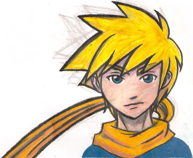 Mathew from Golden Sun Dark Dawn, because I kept trying to think or something original and couldn't think of squat since I was helping my mom with stuff all day. Man I feel so weak when I can't help her up on account of my scrawny arms. It'll be over in a few weeks hopefully.