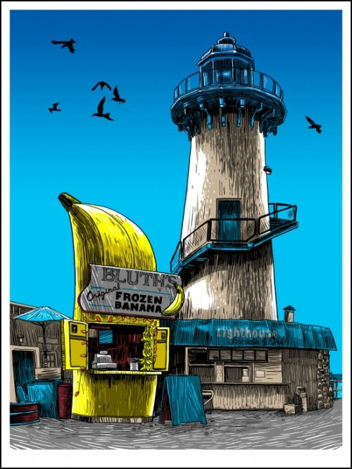 mightycocainebears:  Bluth's Frozen Banana Stand.