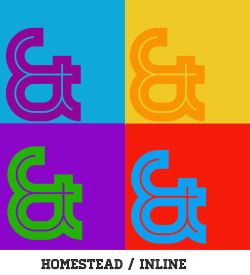 Ampersand Project4. Homestead / InlinePEZ