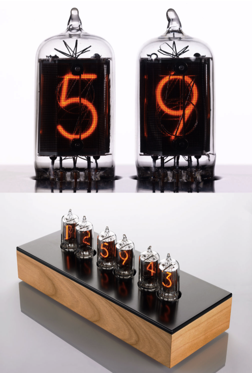 Nixie Clock by Nixieclock Net