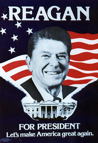 My dad says that Reagan is one of the best president's this nation has ever had. What do you think?
