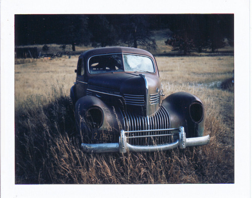 Polaroid @ Guffey, Colorado 1 by bob merco on Flickr.