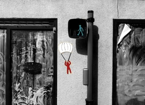 Cool Street Art Works by OaKoAk