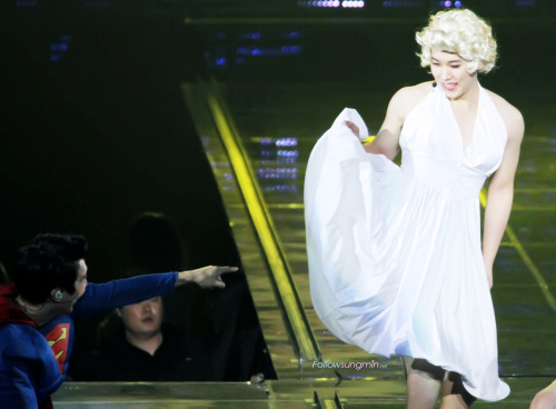 marilyn mingroe why are you like this? [cr followsungmin]