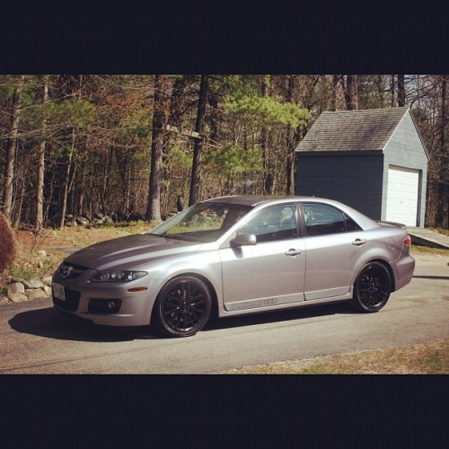 I miss summer….. #mazdaspeed  (Taken with instagram)
