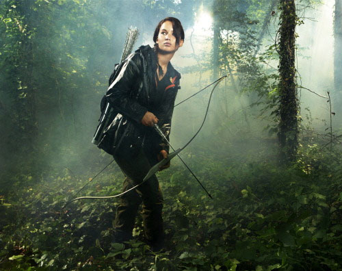 "New trailer for The Hunger Games A second theatrical trailer has been released for The Hunger Games, and after the action-centric first effort, this one is pleasingly heavy on dialogue.The trailer opens with Katniss Everdeen (Jennifer Lawrence) giving her younger sister Primrose a Mockingjay pin, of which she promises, ""as long as you have it, nothing bad will happen to you."""
