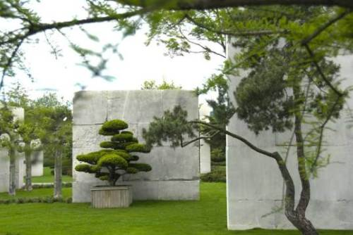 serafinoutsights:  Tree museum by Enzo Enea, Rapperswil SG, Swizerland sry, can't remember source