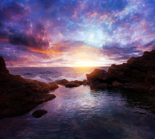 lori-rocks: The End of Another Day  by Emerald Depths
