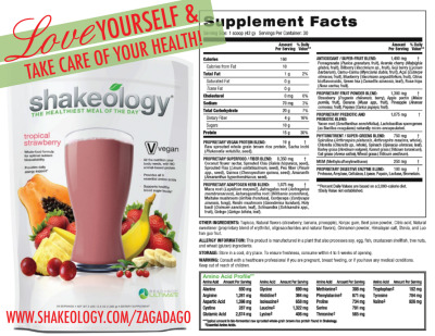 Shakeology® Tropical Strawberry launches on Valentine's Day! Message me to be added on my wait list, www.shakeology.com/zagadago
