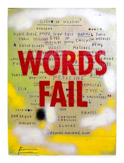 WORDS FAIL 2