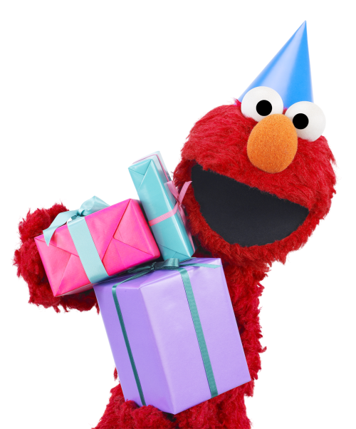 sesamestreet:Happy Brithday