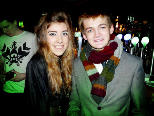 Look guys.Look.  It's Joffrey.In Crawdaddy.What even.