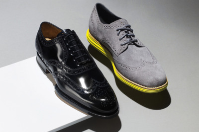 Cole Haan & Nike - Wingtip Collaboration SS12