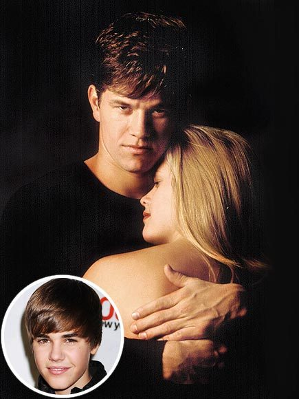 """Would he be playing me, or is he playing Mark Wahlberg?"" Reese Witherspoon, addressing rumors that Justin Bieber wants to remake her 1996 thriller Fear, to MTV"