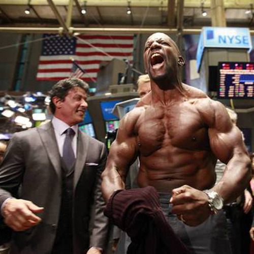 Terry Crews explains Expendables 2 PG-13 rating Last month we brought you news that the forthcoming Expendables sequel would be working within the confines of a PG-13 certificate, after Chuck Norris refused to sign on unless the film was a swear-free zone. Disappointing news then, for fans of the kind of guts and glory actioners the film harks back to…