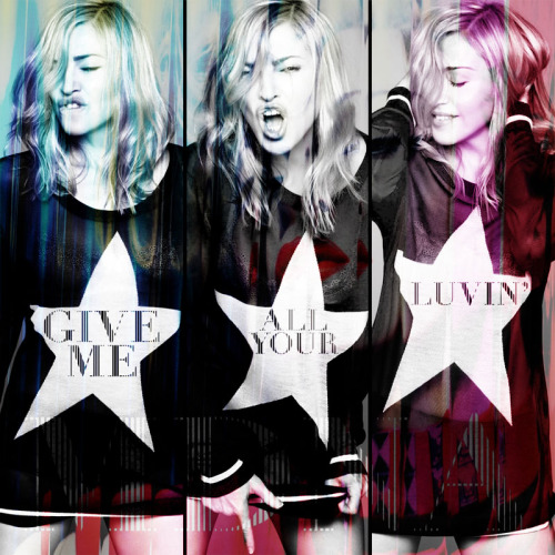 Video + Special Cover  Give Me All Your Luvin' (Feat. M.I.A. and Nicki Minaj)