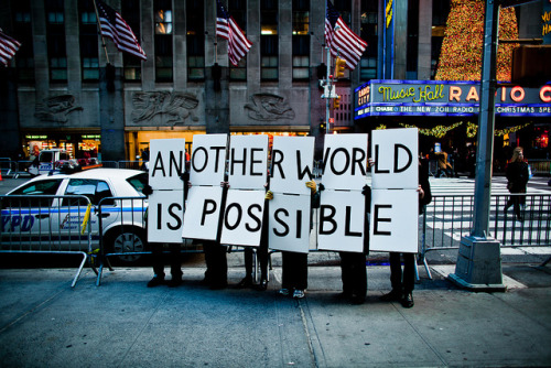 355:365 - Occupy Possibilities by andrewsulliv on Flickr.I think about this every single day.