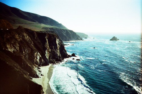 I hung out where Jack Kerouac hung out. thedalailomo:  Big Sur