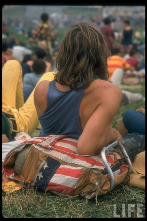 brunsas:  Woodstock, August 1969
