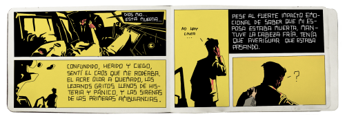 Webcomic www.supers90.com actualizado
